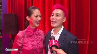 INSERT - Raih Predikat Sweet Couple, Paula Ternyata Kesal Dengan Warna Rambut Baru Baim Wong