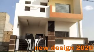 New Home Design 10 Lakh 2020 Ii Home Entrance Ii Small Budget House  Design Ii  No. 8