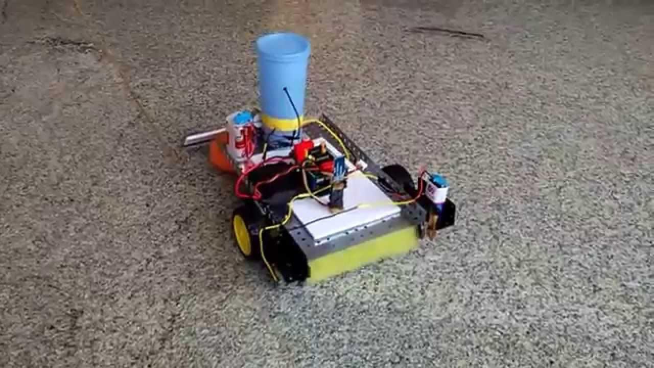 Floor Cleaner Robot Project  Floor Matttroy