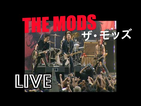 「THE MODS LIVE」 (STAY AT HOME & WATCH THE MUSIC)
