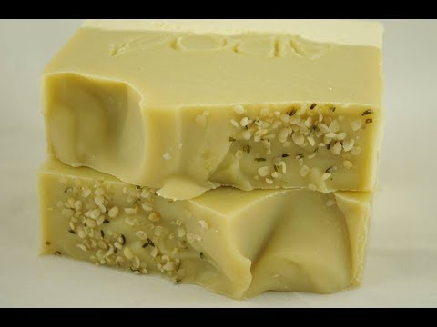 Hemp Seed Oil and Mango Butter