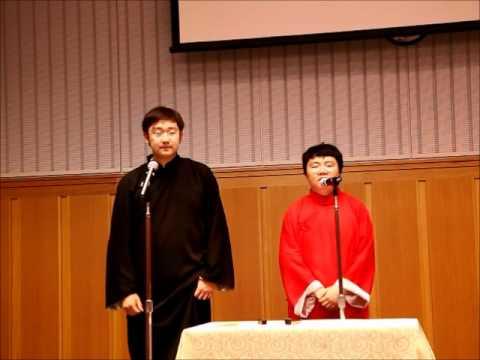 Ph.D.'s Life (Chinese Crosstalk Comedy Show).wmv