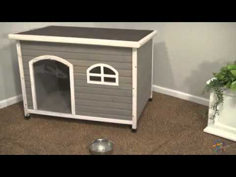 hqdefault jpg    Flat Roof Dog House Re Re De
