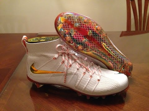 Nike Vapor Untouchable Football Cleat Review -