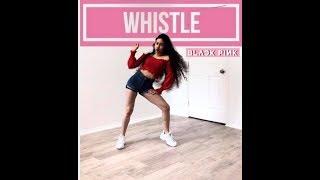Download WHISTLE REMIX ~ BLACKPINK [@yzettetorres] Mp3