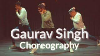 Jiye kyun - Papon | Gaurav Singh Choreography