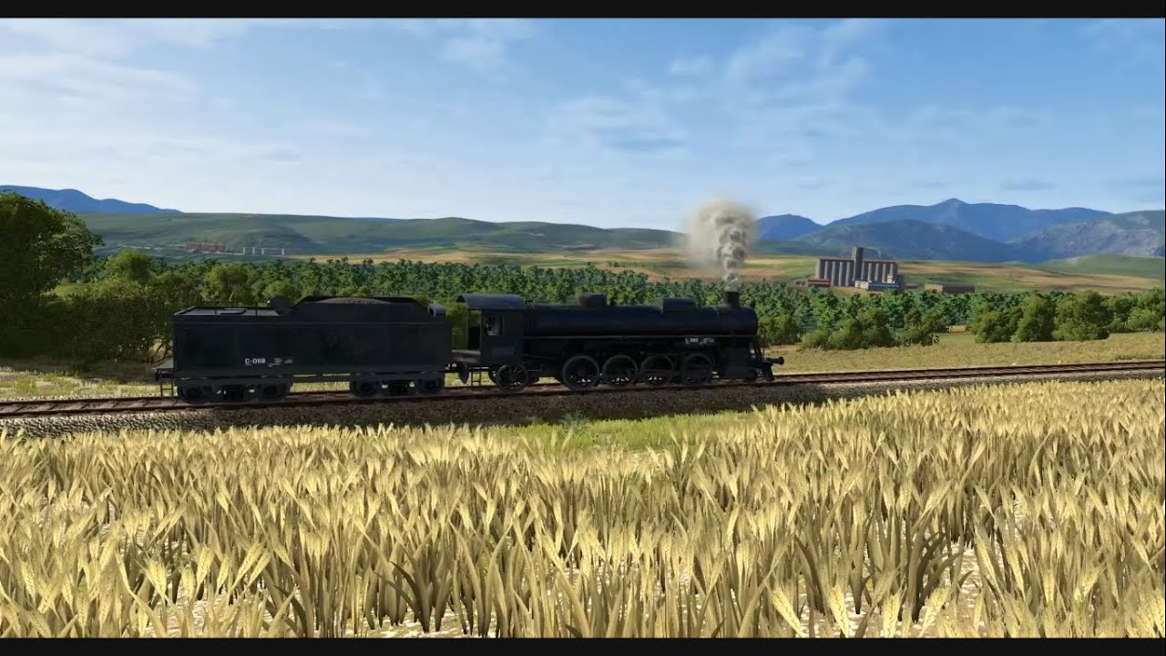 Derail Valley - VR train driving simulator game