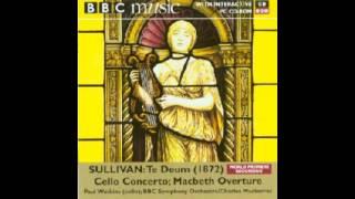 Sir Arthur Sullivan - Festival Te Deum
