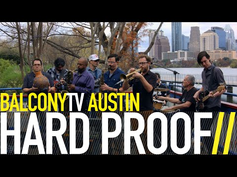 HARD PROOF - SOUL THING (BalconyTV)