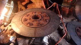 видео Описание конструкции сцепления | Описание сцепления автомобиля ВАЗ 2106 (21061)