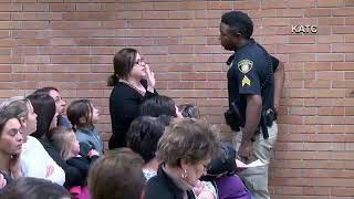 Teacher removed, arrested after speaking out at Vermilion Parish school board meeting