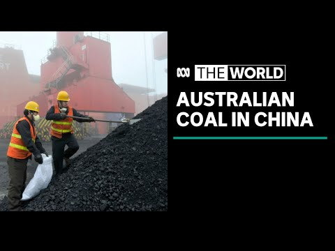 China reportedly unloading small amounts of Australian coal stuck offshore | The World