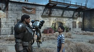 Fallout 4 Прохождение На Русском 26 Критическая масса За Подземку