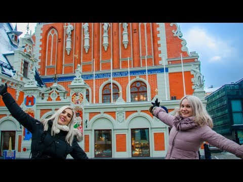 Riga Latvia Travel - Last day: Sightseeing, friends and fun (Couple Vlog)
