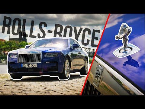 Nejluxusnější svezení na světě? | Rolls-Royce Ghost