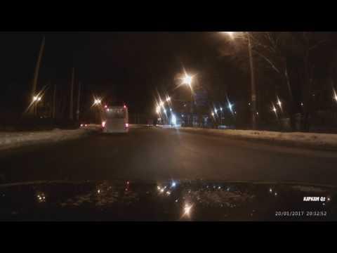 Водитель автобуса в Нижнем Новгороде