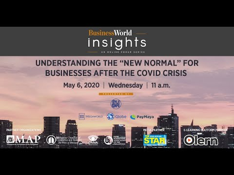 2nd Businessworld Insights Understanding The New Normal For
