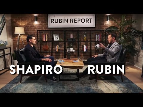 Dave Rubin Returns with Guest Host Ben Shapiro!