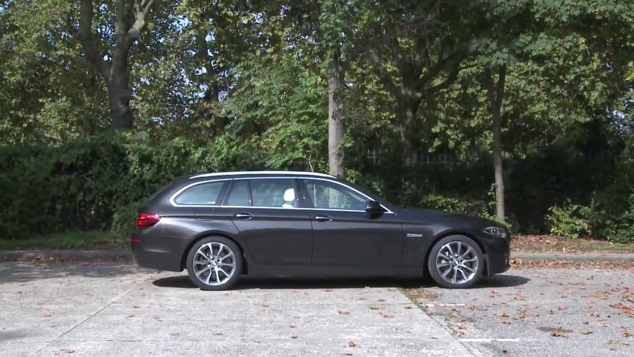 essai bmw s rie 5 touring 30d xdrive 258ch youtube. Black Bedroom Furniture Sets. Home Design Ideas