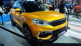 2016 Changfeng Liebao CS9 (at Beijing Auto Show 2016)