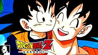 Dragon Ball Z Kakarot Gameplay Deutsch #44 - Son Goten trifft sein Papa Goku (Let's Play German