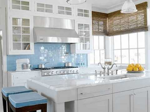 Beach House Kitchen Designs Endearing Beach Decor Kitchen  Latest Beach House Decorating Ideas  Youtube Inspiration