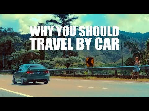 WHY YOU SHOULD DO A ROAD TRIP ACROSS MALAYSIA - with GoCar Malaysia