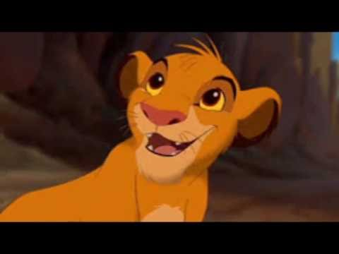 The Lion King Simba S Little Brother Youtube