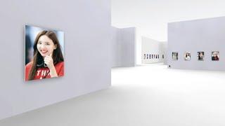 트와이스 (TWICE) 나연 생일 갤러리 Nayeon Birthday Gallery Virtual Tour …
