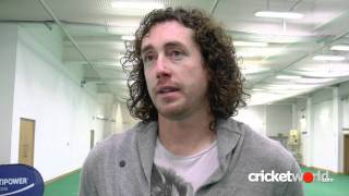 Cricket World® TV - Cricket World Cup 2011 - Ryan Sidebottom Says England Have The Players To Win