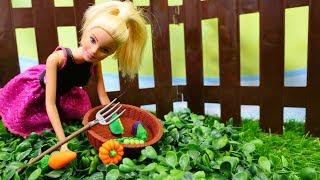 Кукла Барби переехала в деревню - Игры для девочек