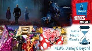 Disney Movie Trailer Gossip, Refurbishments, Pop-Ups and More! | Disney & Beyond News 2.17.19