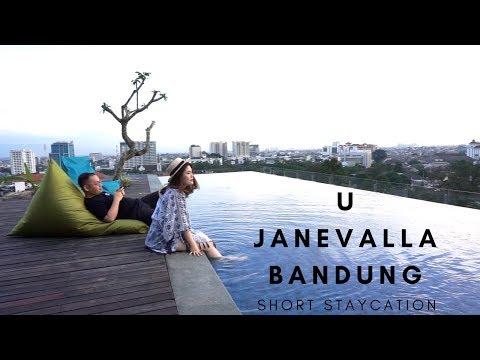 Staycation At U Janevalla Bandung