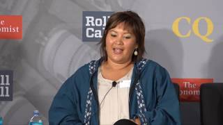 "Rosetta Alcantra: Oil & gas industry ""really puts Alaskans to work"""
