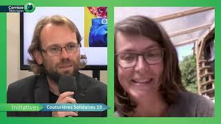 Initiative : Couturières Solidaires Corrèze