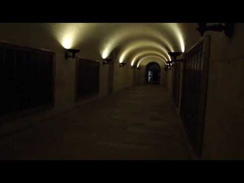 Panthéon à Paris - visite de la crypte (tombeaux) au sous sol