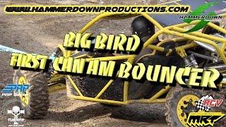 """Worlds First Can Am Bouncer """"BIG BIRD"""""""