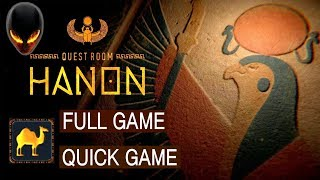 QUEST ROOM: HANON | Quick Game Achievement / Full Game / No Commentary / No bug