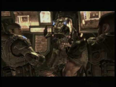 Gears Of War 2 Discurso De Cole The Train Para La Reina L