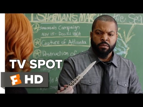 Fist Fight TV SPOT - Joy (2017) - Ice Cube Movie