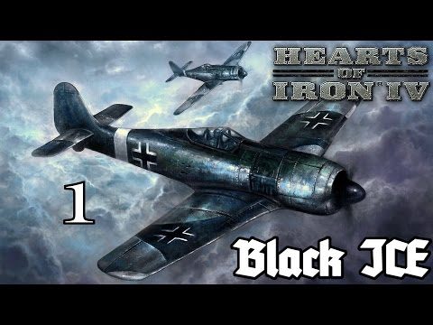 Hearts of Iron IV - Black Ice | Alemania #1