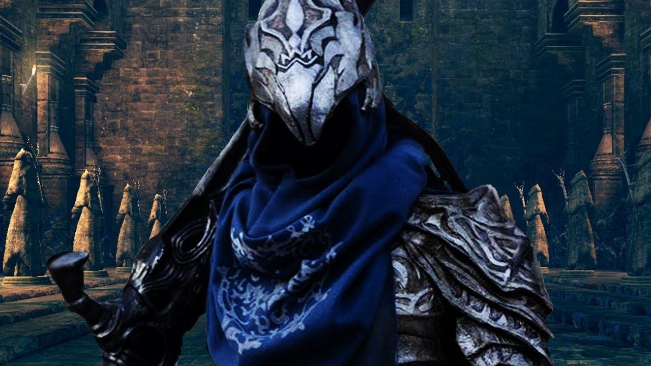 hmci the real knight artorias dark souls cosplay youtube