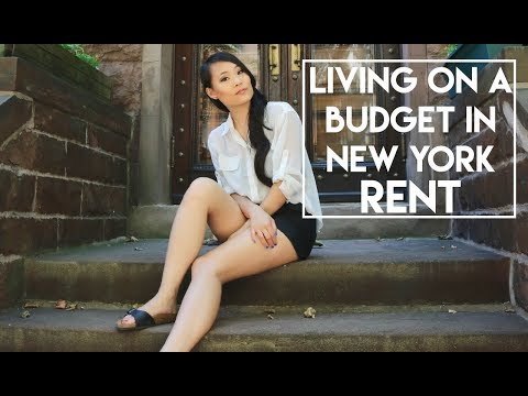 Living on a Budget in New York - Rent