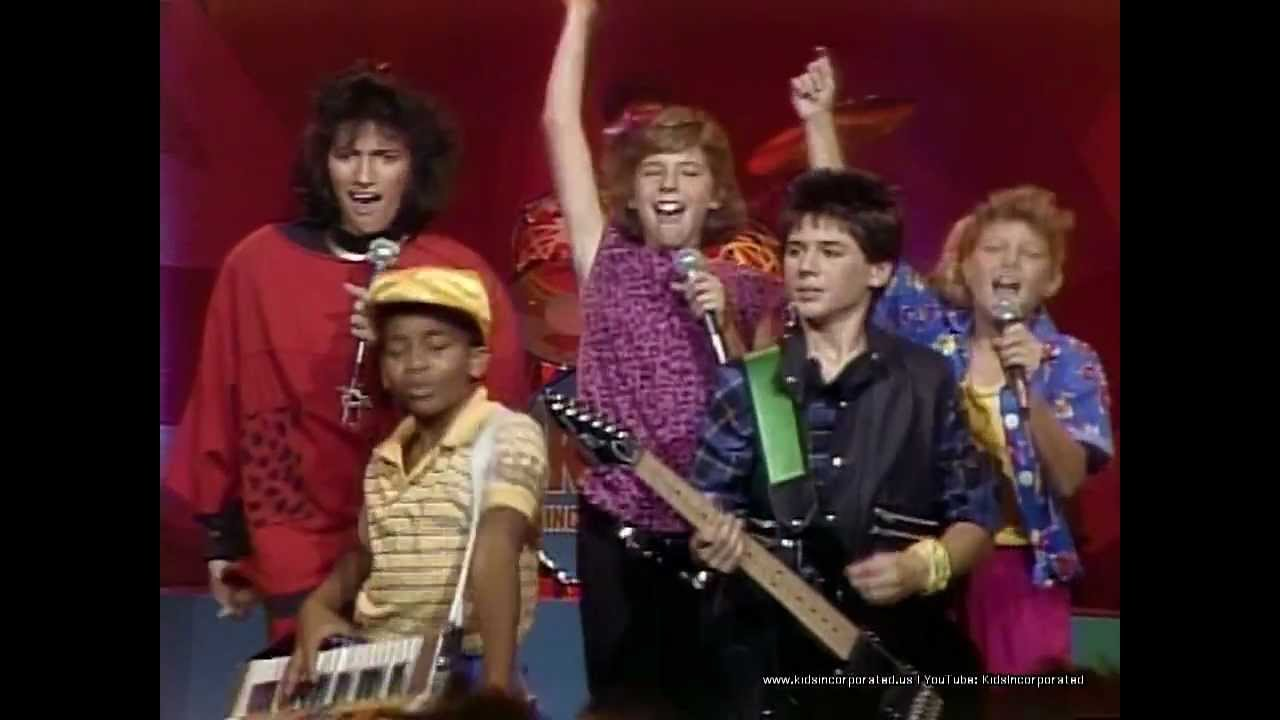 KIDS Incorporated - He Could Be The One (1985) - 720p HD ...