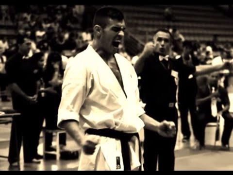 This is the kyokushin fighting spirit!