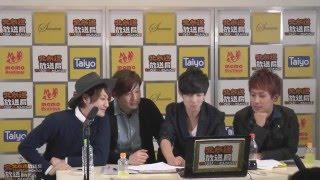 MC:ピーターパンJr. ブログ:http://profile.ameba.jp/pitaju 株式会社SENSATION:http://www.sensation-net.com/ 北参道放送局:http://www.kita-san.net/home/index...
