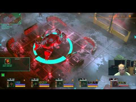 Cyberpunk Adventures in Satellite Reign! Episode 15 Uzy Corp HQ Part 2