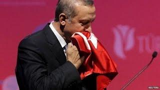 Recep Tayyip Erdogan - Wir leisten bis zum Schluss widerstand