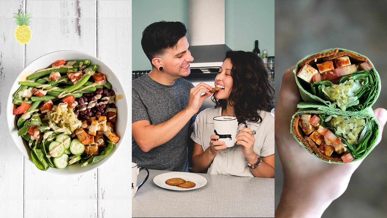 What We Eat In A Day (vegan) + BIG ANNOUNCEMENT!