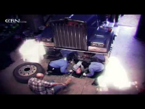 Bruce Van Natta: Saved by Angels - CBN.com